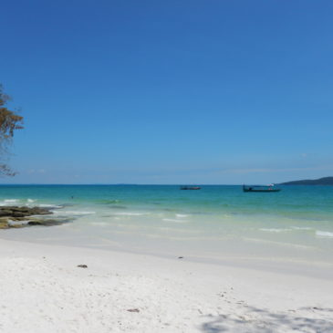 Bungalow am Meer